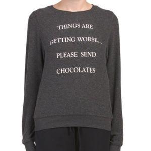 Wildfox Super Soft Sweatshirt